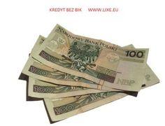 Kredyt bez bik|Kredyt bez zaświadczeń|Kredyt na dowód
