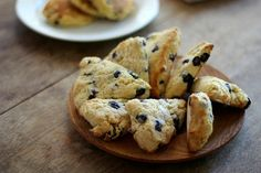 Blueberry Cream Scones | dramatic pancake | bring something to the table