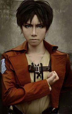 Eren Jaeger(Shingeki! Kyojin Chugakko) | Miharu - WorldCosplay