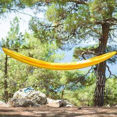 #гамак #гамаки #madcamper #Крым #лето #путешествия #туризм #отдых #цвета #желтый #banana #дача #природа #лес #деревья…