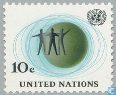 1964 United Nations - New York - United Nations themes