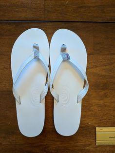 95cb7d468f2da White Reef Women's flip flops size 7.5-8.5 never worn in great condition  #fashion