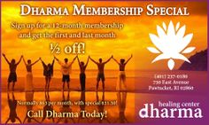 March Membership Special...