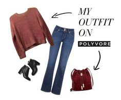 Anni '70 by angiel-i on Polyvore featuring moda, Topshop, Levi's, Vince Camuto and Paul Andrew