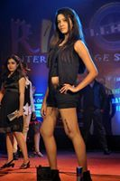 Fashion show in #iihm