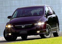 2004 Honda Odyssey Absolute Japanese Version