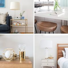 I got Clean and Considered! Take Homepolish's interior design style quiz.