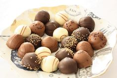 Chocolaty goodness.