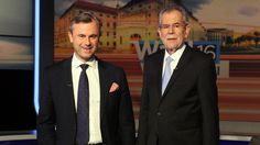 Präsidentschaftswahl in Österreich: Rechtspopulist Hofer liegt mit 50,2 Prozent vorn