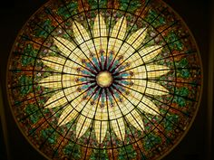 First Church of Christ Scientist dome designed in 1910 by Irving Gill