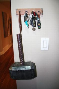 Meanwhile at Thor's house...