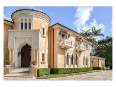 Stunning majesty in Gables Estates. This exquisite Morocc...