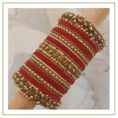 Bridal Jewellery Inspiration, Indian Bridal Jewelry Sets, Bridal Bangles, Indian Jewelry, Silver Jewelry, Chuda Bangles, Bridal Chuda, Antique Jewellery Designs, Bangle Set