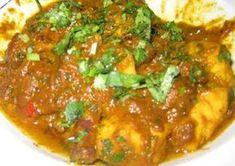 Fijian Indian Fish Curry