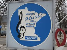 Fan of Bob Dylan or Prince? Check out the Minnesota Music Hall of Fame, Inc. Museum in New Ulm, MN!