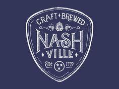 Craft Brewed in Nashville by Derrick Castle