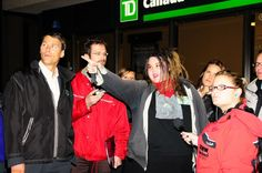 Street Youth Street View waling tour with mayor gregor