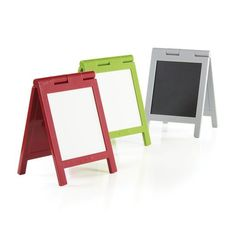 Guidecraft Mini Message Boards, Contemporary
