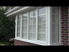 Image result for ideas for square bay windows