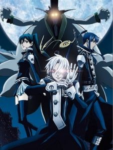 I've started to watch D.Gray Man. My friend has got me fangirling over it now 0.0