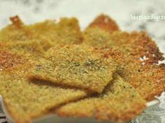 Ricetta Antipasto : Cialde di quinoa ed alghe nori da Spighetta