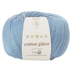 Buy Rowan Cotton Glace Yarn, 50g, Dark Forest 859 Online at johnlewis.com