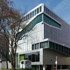 Architect Rem Koolhaas, Embassy of the Netherlands, Berlin, Germany Rem Koolhaas, Oma Architecture, Classical Architecture, Amazing Architecture, Contemporary Architecture, Rotterdam, Interior Design Sketches, Old Abandoned Houses, Famous Architects