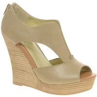 Wedges are so much more comfortable than heels