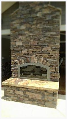 Hearth And Patio, Fireplace Glass Doors, Custom Fireplace, Design, Home Decor, Decoration Home, Room Decor, Home Interior Design