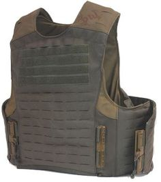 Nice platform.  Sierra Tactical Vest from Battleware NIJ Level IIIA Certified