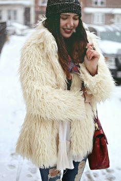 Want that coat!