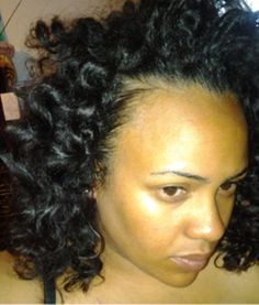 5 Transitioning Styles for Heat Damaged Hair | Black Girl with Long Hair...yup I have heat damage