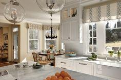 Crisp Architects traditional kitchen
