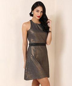 Yepme Enya Party Dress - Copper