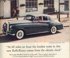Better Business Writing: Ogilvy and Rolls-Royce