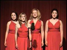 LoveNotes Quartet And So It Goes (New version) - YouTube