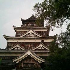 Castle in Japan!