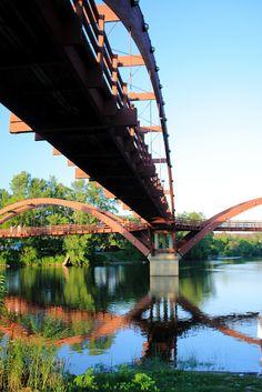 The Tridge – Michigan's Three Way Bridge