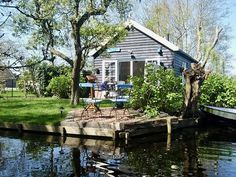 Best Places To Live, Places To See, Holland, Weekender, Getaway Cabins, Holiday Places, Modern Buildings, Outdoor Life, Places Around The World