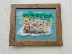 Poppy Field inspired by Nan and Grandad's photo £25.00