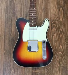 Our newest vintage piece is this Fender Custom Sho... Click on the link http://www.vintageguitarsli.com/products/fender-custom-shop-1960-telecaster-custom-relic-3-tone-sunburst?utm_campaign=social_autopilot&utm_source=pin&utm_medium=pin to learn more.