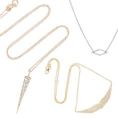 How To Layer Your Necklaces | The Zoe Report