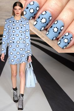 MANICURE MUSE: Matthew Williamson Fall