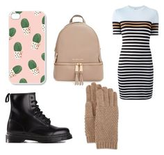"""""""Untitled #376"""" by julie-201 on Polyvore featuring Dr. Martens, T By Alexander Wang, MICHAEL Michael Kors, Portolano, women's clothing, women, female, woman, misses and juniors"""