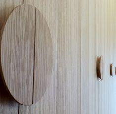 Retro Timber Handles and Door Pulls