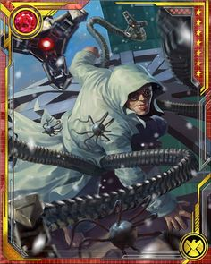 RPGOTG - [Desperation] Doctor Octopus+