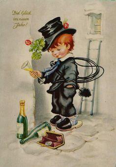 Soloillustratori: Search Results for Josefine Batke-Koller Vintage Halloween Cards, Victorian Halloween, Vintage Christmas Cards, Xmas Cards, Halloween Illustration, Halloween Drawings, Halloween Pictures, Christmas Pictures, Christmas Scenes