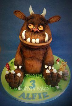 Grufallo Cake Topper