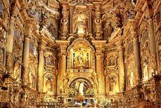 Iglesia de San Francisco - Quito, Ecuador