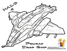 9 best Halo 9 9 9 Reach Coloring Pages images on Pinterest ...
